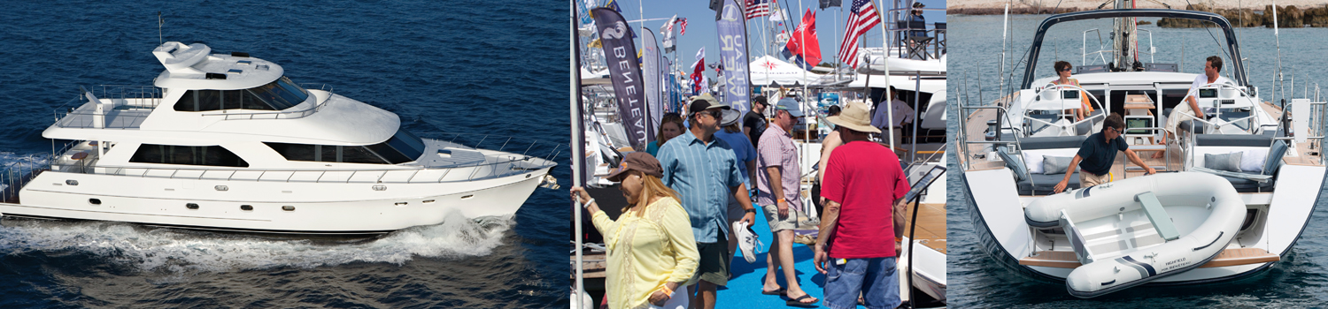 Southern California in water Boat Show | Sept. 22-25